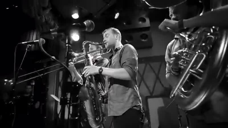 Huntertones - Sweatin [Live at Rockwood Music Hall]