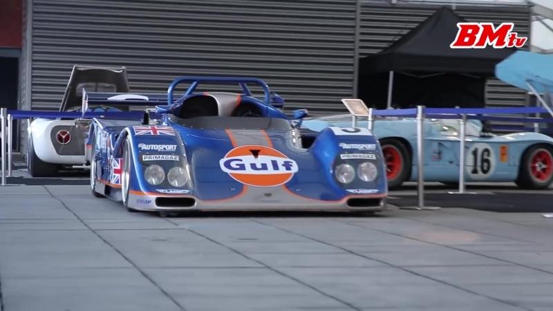 ROFGO Gulf racecars collection
