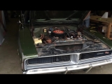 1969 Dodge Charger R_T 440 Magnum Starting 2