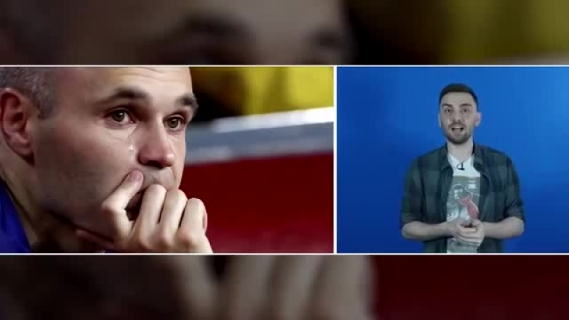 Андрей Колесник. ИТОГИ Ла Лиги. Как ушёл Иньеста.