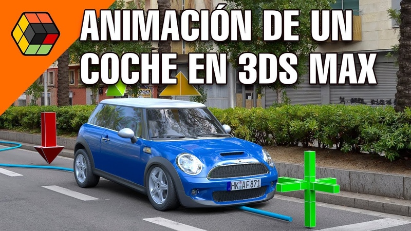 Tutorial de animación de un coche con 3ds Max Craft Director Studio