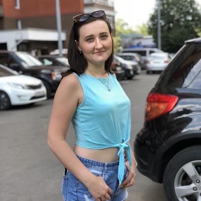 Анастасия Визирякина