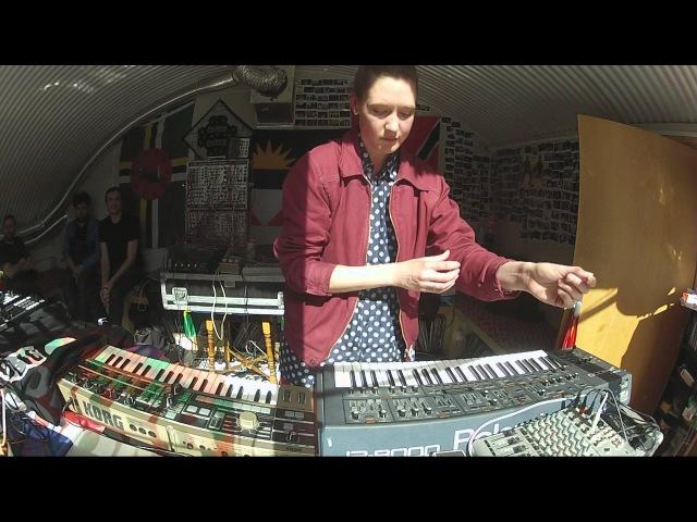 Karen Gwyer Boiler Room LIVE Show