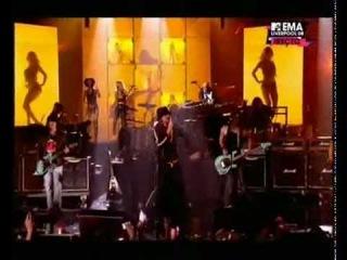 [Kid Rock] MTV EMA 2008 Medley SO HOTT - ALL SUMMER LONG.wmv