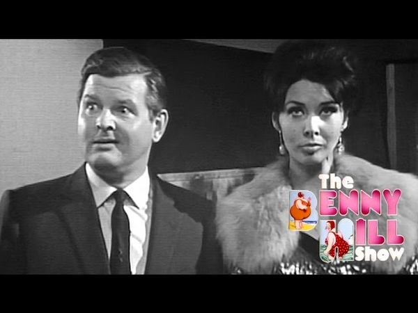 Benny Hill - From Moscow With Love (1965)