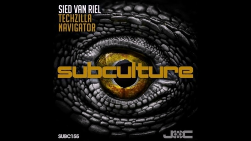Sied van Riel Techzilla Original Mix