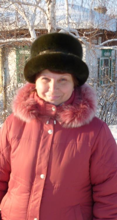 Галина Некрасова, 14 августа 1966, Челябинск, id187095378