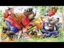 Теремок, русская народная сказка Теремок, сказка про Теремок, Детские сказки [HD]
