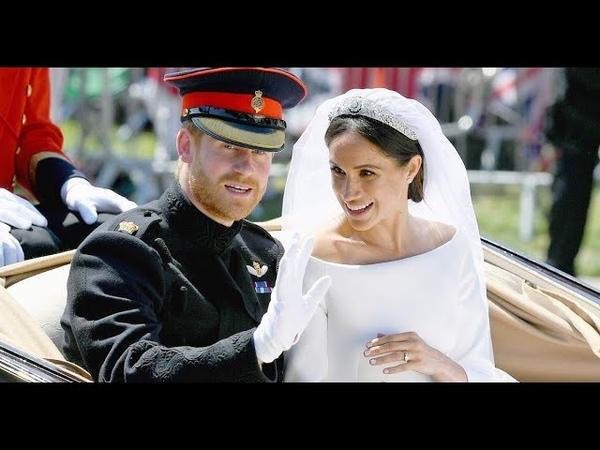 Американская золушка как Меган Маркл оторвалась на своей свадьбе