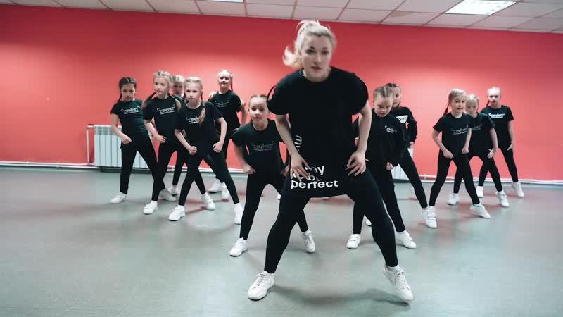 Ролик для танцевальной студии Динамит