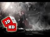 Человек из стали 2013 (русский трейлер) 3D анаглиф 1080 HD