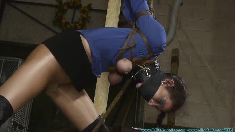 Bound gagged