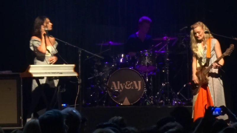 Aly AJ - Take Me (Live in Anaheim 6-4-18)