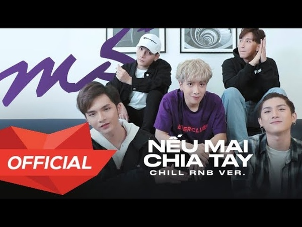 MONSTAR from ST.319 - 'NẾU MAI CHIA TAY' (Chill RnB Ver.) Lyric Video (ft. AMEE)