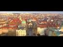 PRAGUE BY DRONE 4K