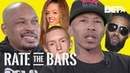 Onyx Gives A Queens Legend a 2!? Woahh Vicky, Slim Jesus, Pharoah Monch | Rate The Bars