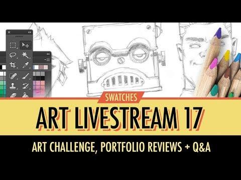 Art Livestream No. 17