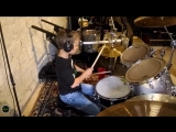 Матвей Гончаров Metallica - Creeping Death Drum Cover Школа игры на барабанах DRUMLES г. Иркутск Педагог Евгений Лавров.