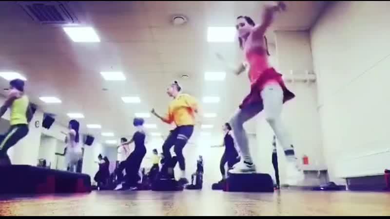 Step в World Gym - Иркутск