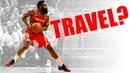 Is The James Harden Step Back REALLY A Travel? Full Breakdown