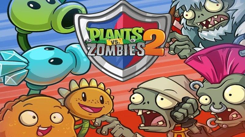 Андромалик покоряет Wooden League в BattleZ - Растения против Зомби 2