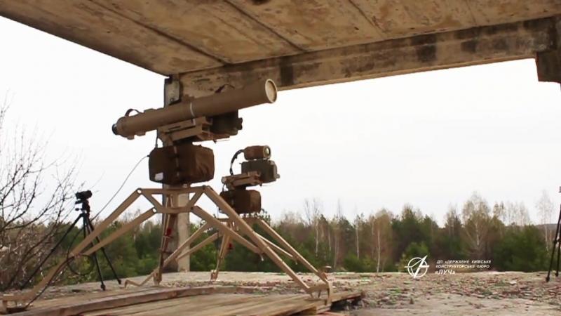 Відбулися успішні випробування нової модифікації ПТРК «Скіф» .