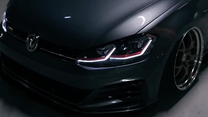 Volkswagen Golf (Mk7) GTI NothingExtra by Vlad Grebenyev   Perfect Stance