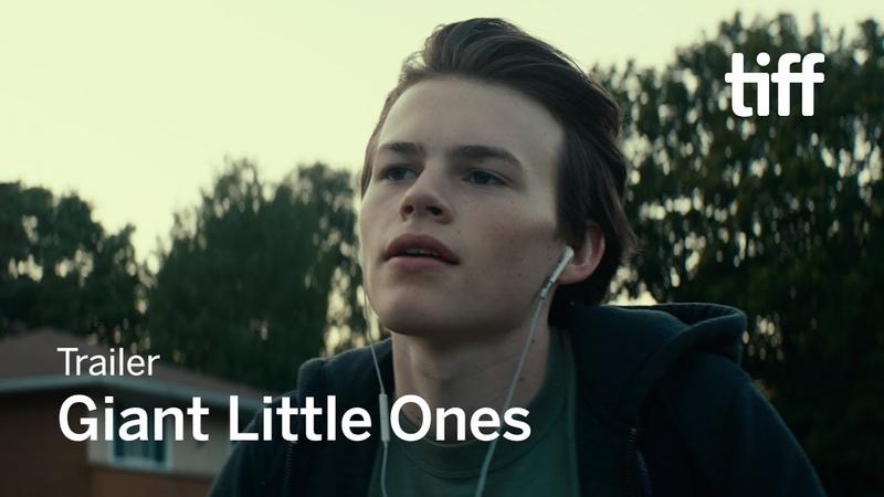 GIANT LITTLE ONES Trailer | TIFF 2018
