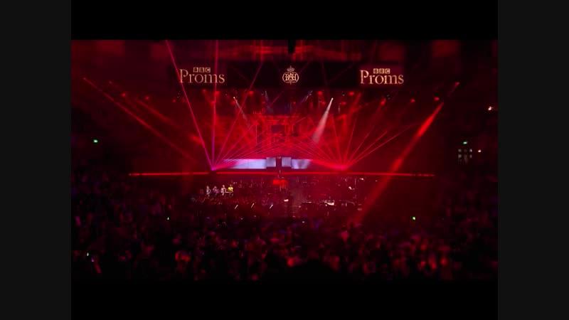 Променадный концерт Би-Би-Си Радио1 emz