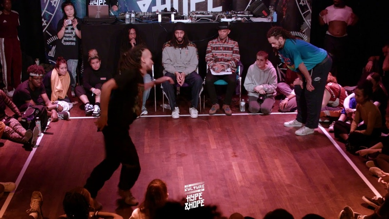 KAIDE VS KARIM FLEX | TOP8 HOUSE | THE KULTURE OF HYPEHOPE | WATER EDITION S3