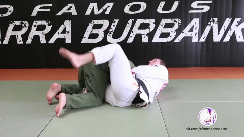 RUSSIAN HEADLOCK GUILLOTINE