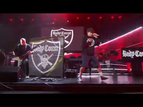 """Body Count Performing """"Black Hoodie"""" 