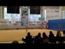 Выступление Марии Даниловой на X Республиканском турнире по художественной гимнастике Жемчужины Севера 25-26 ноября 2017 г. в