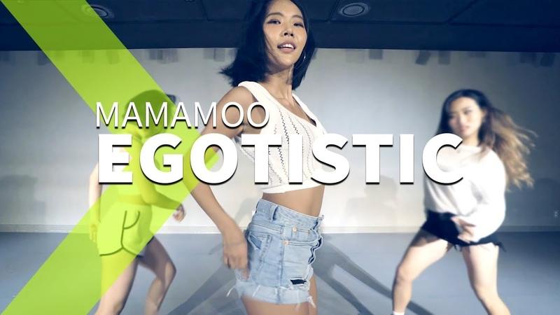 MAMAMOO마마무 - Egotistic너나 해 / HAZEL Choreography.