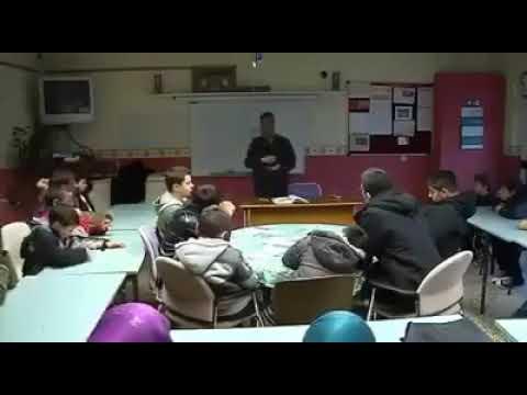 Islam Unterricht in Deutscher Schule - Christen und Juden sind Kuffar!