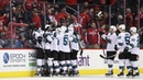 Evander Kane, Tomas Hertl spark late rally to win it in OT