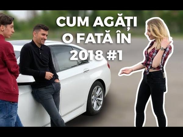Cum sa agati o domnisoara in 2018