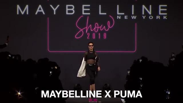 Maybelline Show 2019 – PUMA x Maybelline mit Adriana Lima