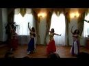Студия восточных танцев Ферюза - средняя группа Salma ya Salama - 01.06.14
