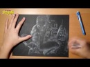 The Amazing Spiderman - [WOB] Hyperrealistic Speed Drawing