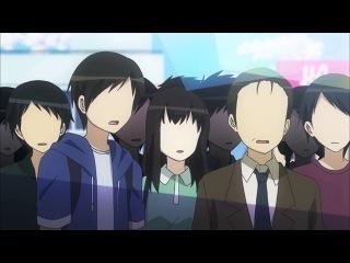 Watamote Watashi ga Motenai no wa Dou Kangaete mo Omaera ga Warui 4 серия [озвучка Majestic-kun ] Не моя вина, что я не популярн