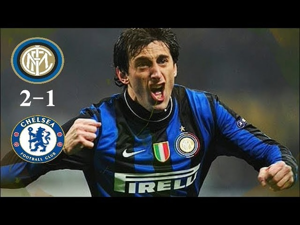 Inter Milan vs Chelsea 2-1 2010 | Highlights Goals | HD English Commentary