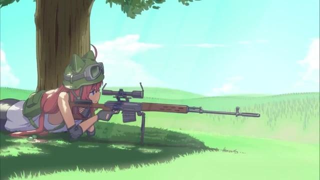 Тян снайпер