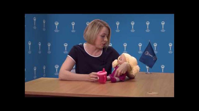 Как научить ребенка пить из поильника? Советы родителям - Союз педиатров России