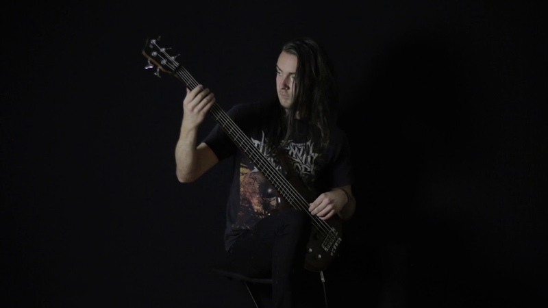 The Zenith Passage - Holographic Principle II (Bass Cover)