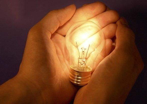 Лампочка ідеї