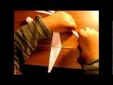 самолет своими руками из бумаги