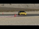 Chevrolet Corvette с Data App Recorder