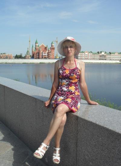 Наташа Константинова, 20 октября 1989, Нижнекамск, id213108509
