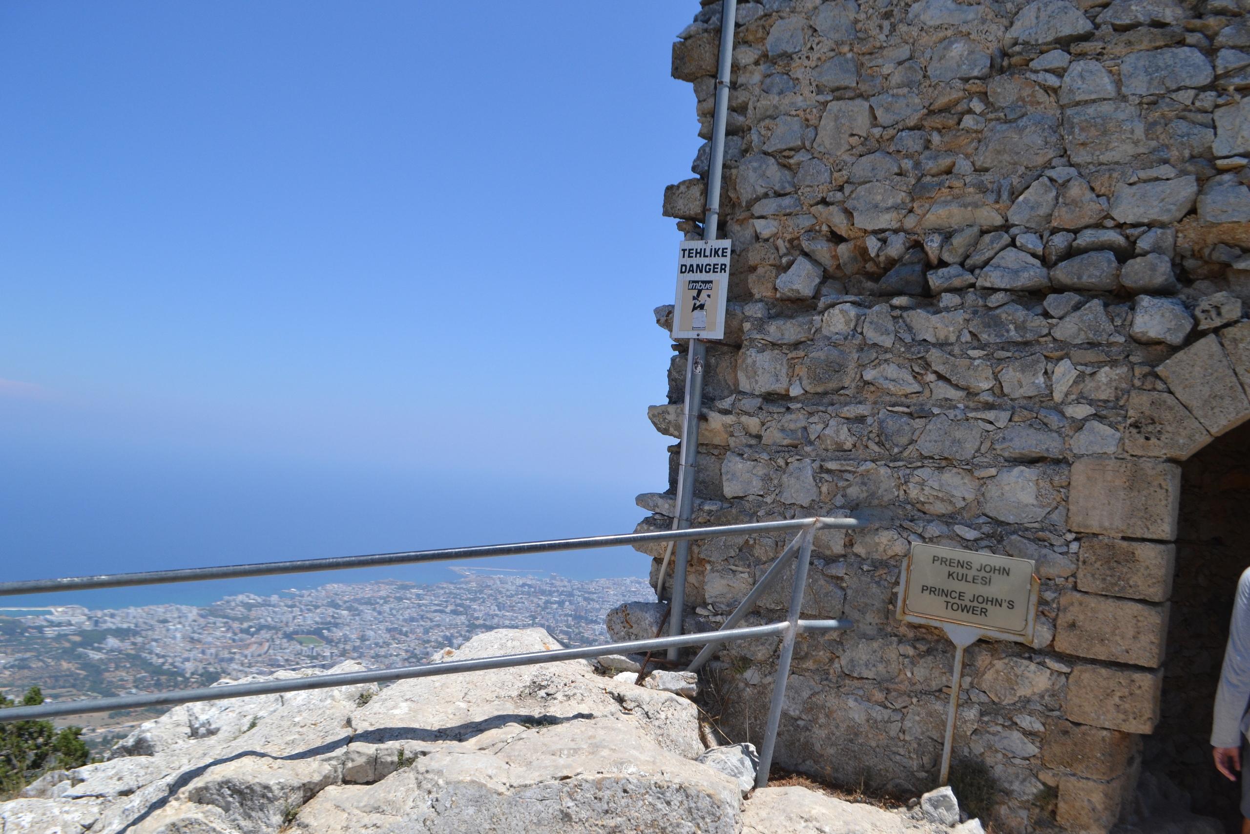 Северный Кипр. Замок Святого Иллариона. (фото). - Страница 2 4KA9YgHakNg